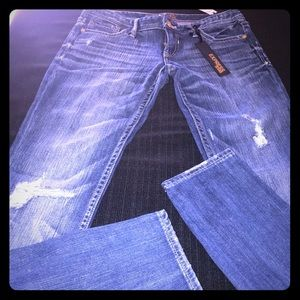 Express jeans size 4 NWT